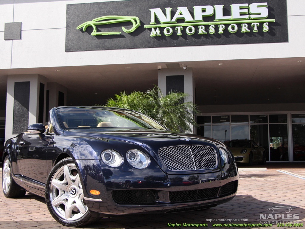 2008 Bentley Continental GT GTC Convertible Mulliner - Photo 37 - Naples, FL 34104