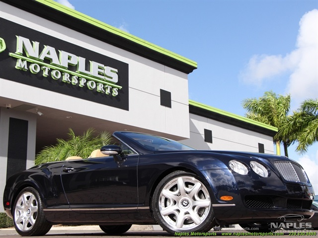 2008 Bentley Continental GT GTC Convertible Mulliner - Photo 1 - Naples, FL 34104