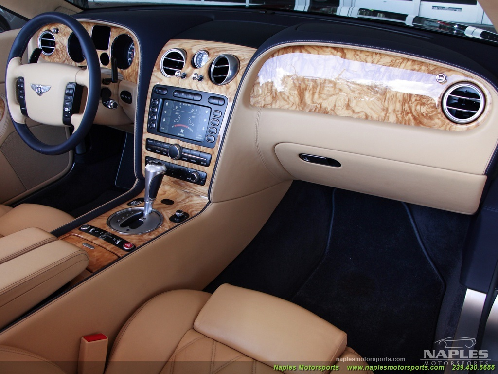 2008 Bentley Continental GT GTC Convertible Mulliner - Photo 47 - Naples, FL 34104