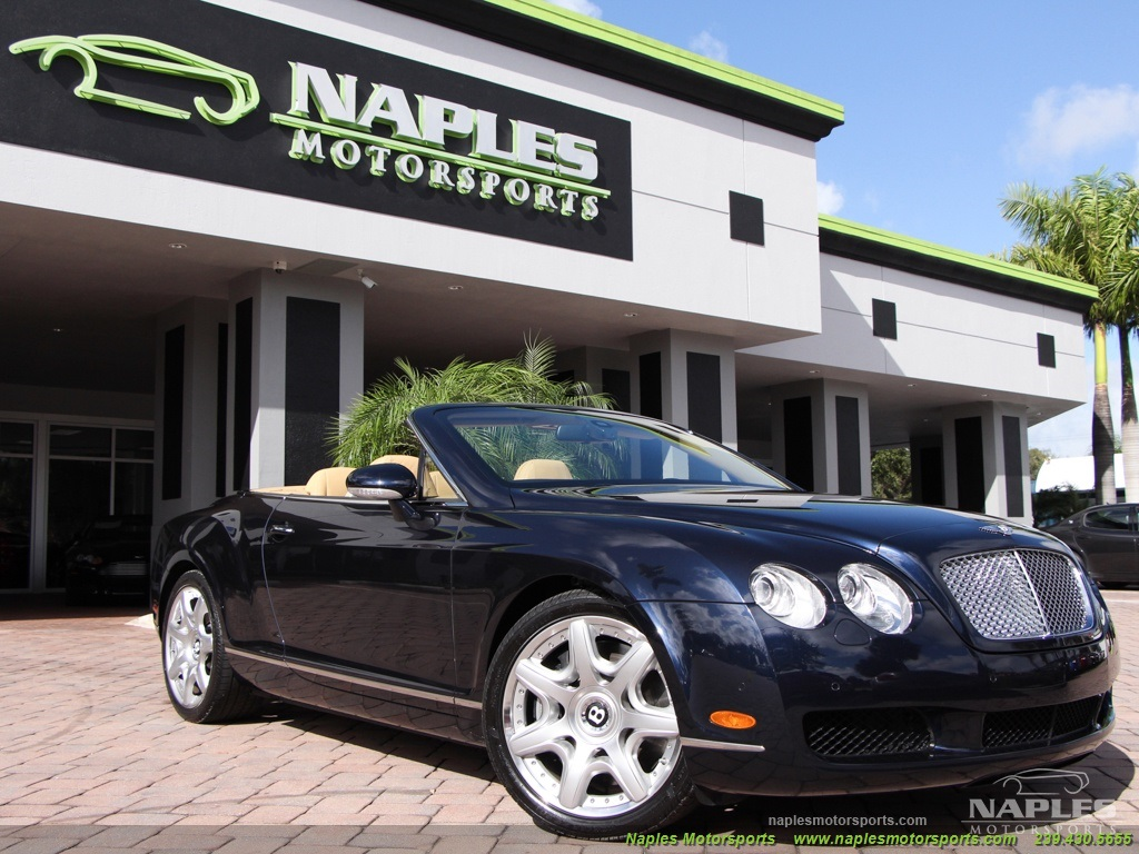 2008 Bentley Continental GT GTC Convertible Mulliner - Photo 23 - Naples, FL 34104
