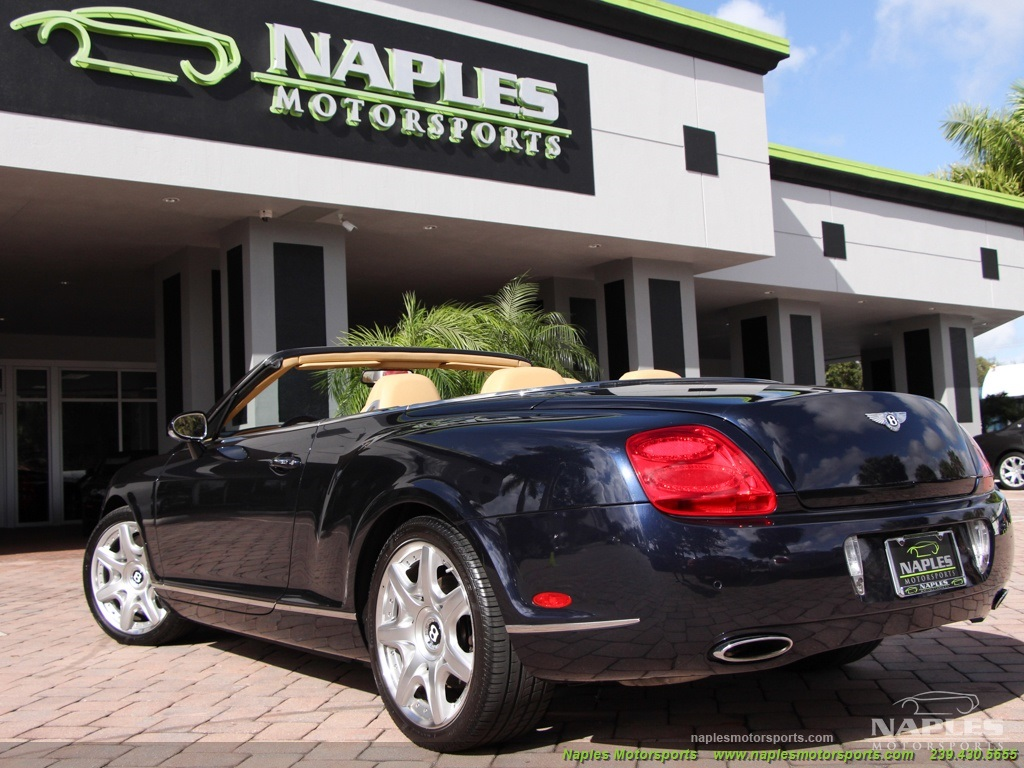 2008 Bentley Continental GT GTC Convertible Mulliner - Photo 29 - Naples, FL 34104