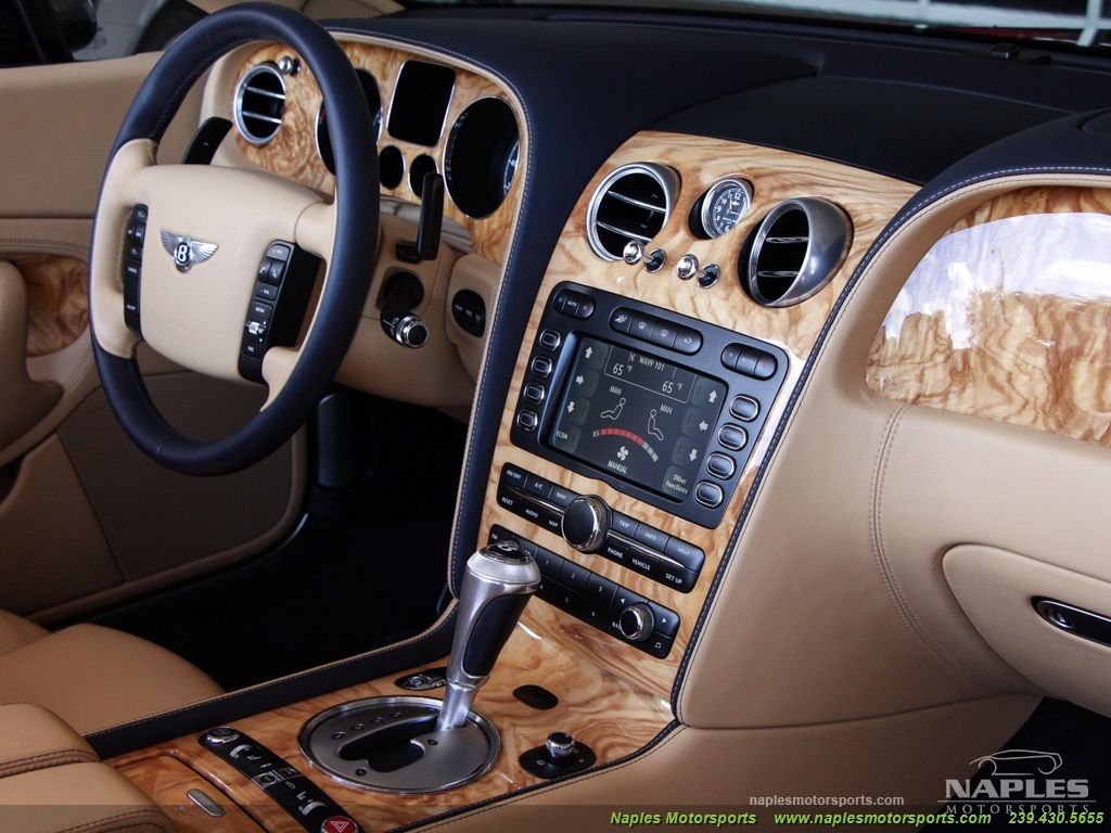 2008 Bentley Continental GT GTC Convertible Mulliner - Photo 48 - Naples, FL 34104