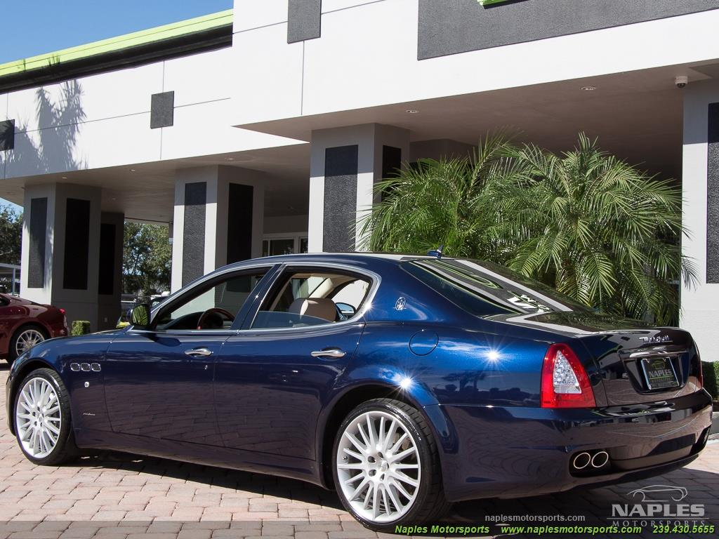 2010 Maserati Quattroporte - Photo 22 - Naples, FL 34104
