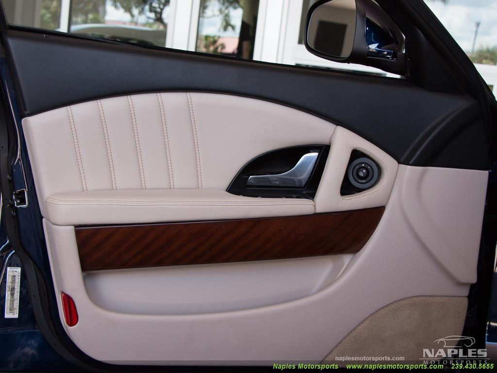 2010 Maserati Quattroporte - Photo 13 - Naples, FL 34104
