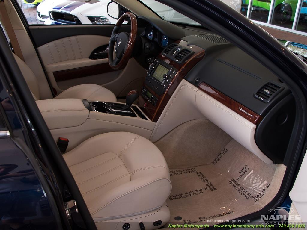 2010 Maserati Quattroporte - Photo 49 - Naples, FL 34104