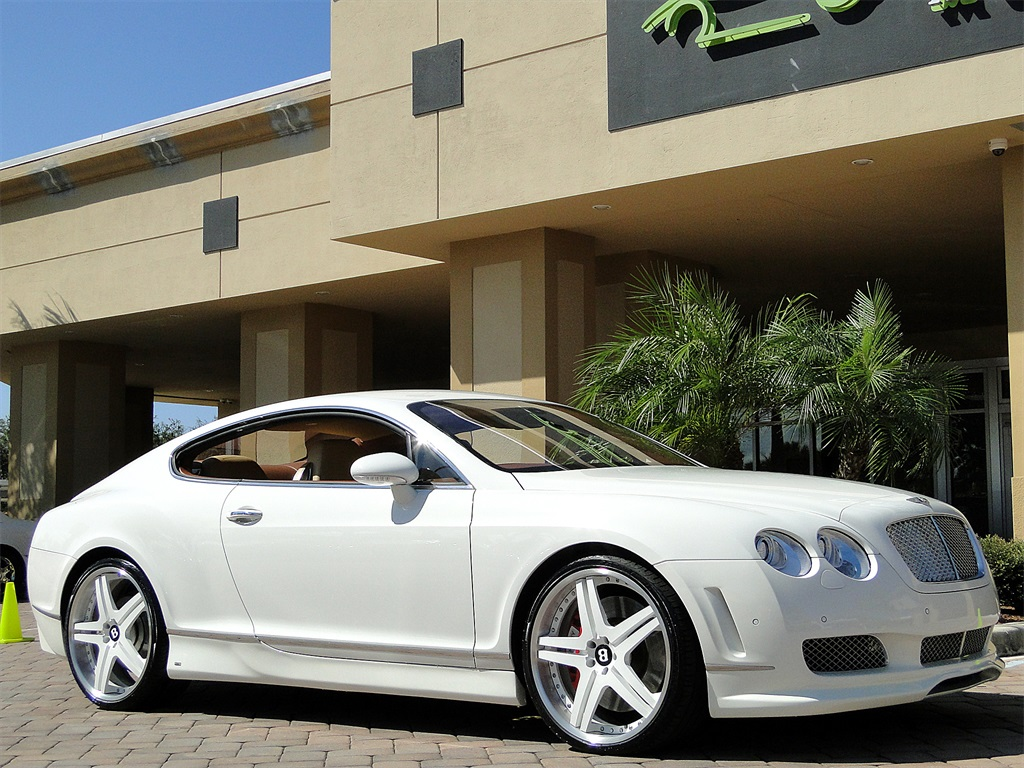2006 Bentley Continental GT - Photo 10 - Naples, FL 34104