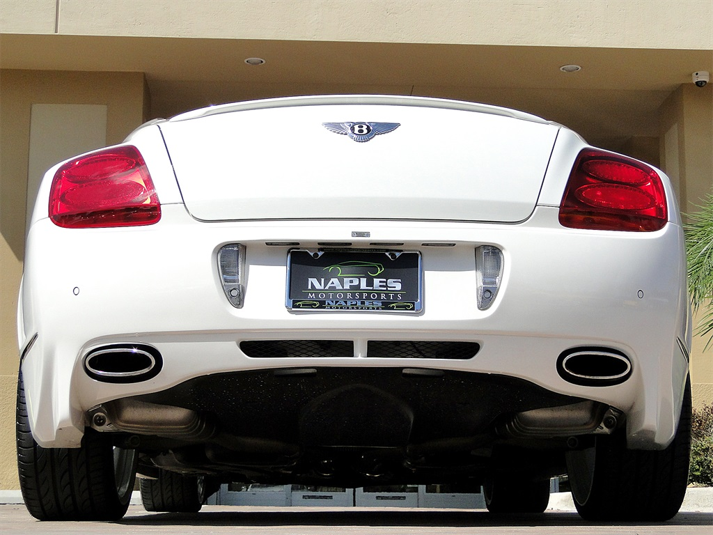 2006 Bentley Continental GT - Photo 22 - Naples, FL 34104