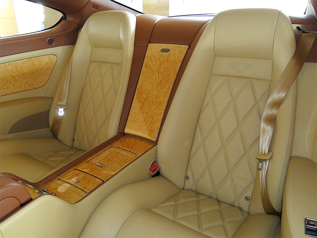 2006 Bentley Continental GT - Photo 45 - Naples, FL 34104