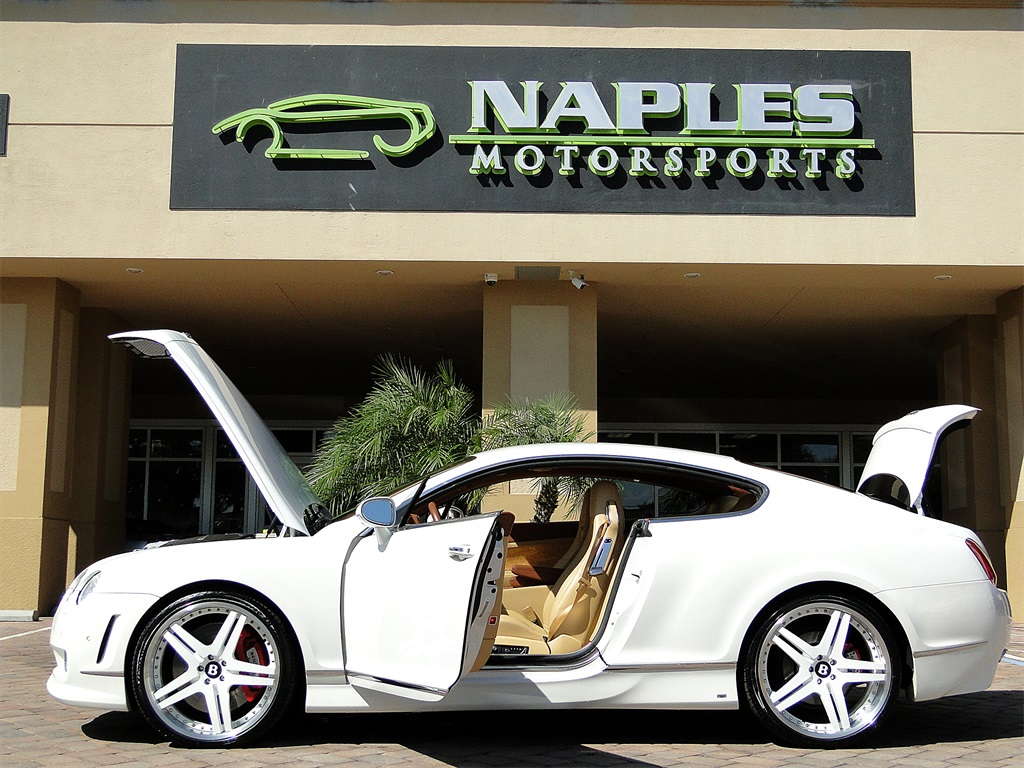 2006 Bentley Continental GT - Photo 6 - Naples, FL 34104