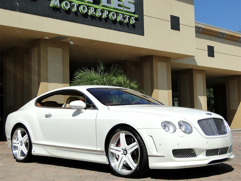 2006 Bentley Continental GT - Photo 17 - Naples, FL 34104