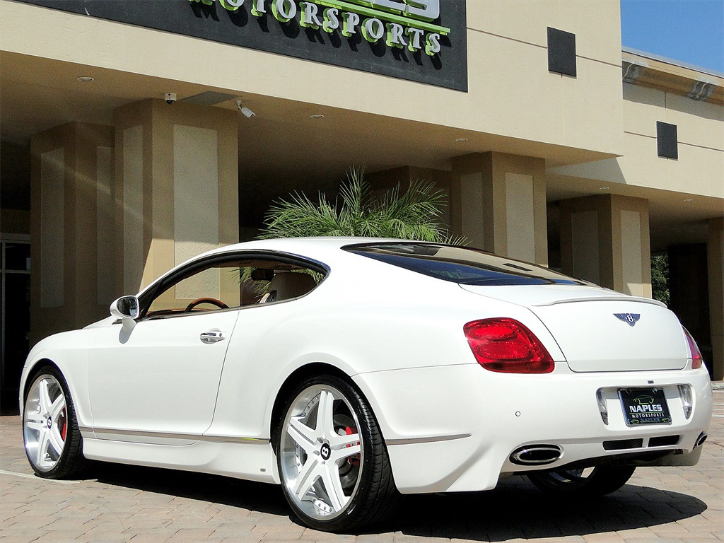 2006 bentley continental gt photo 20 naples fl 34104. Cars Review. Best American Auto & Cars Review