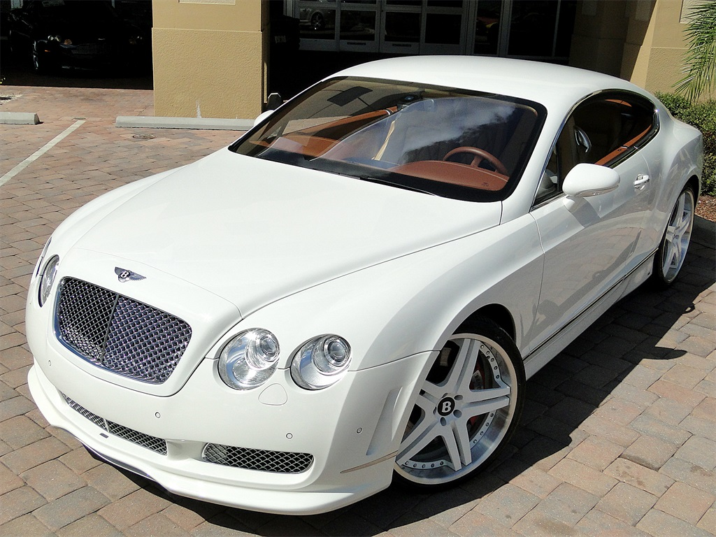 2006 Bentley Continental GT - Photo 35 - Naples, FL 34104