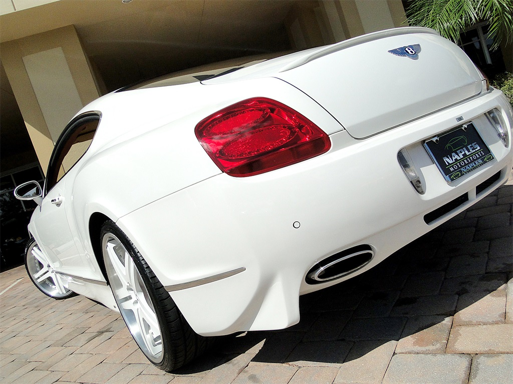 2006 Bentley Continental GT - Photo 31 - Naples, FL 34104