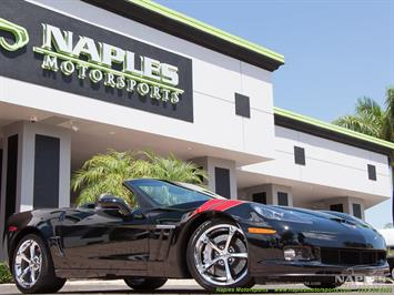 2010 Chevrolet Corvette Z16 Grand Sport Convertible