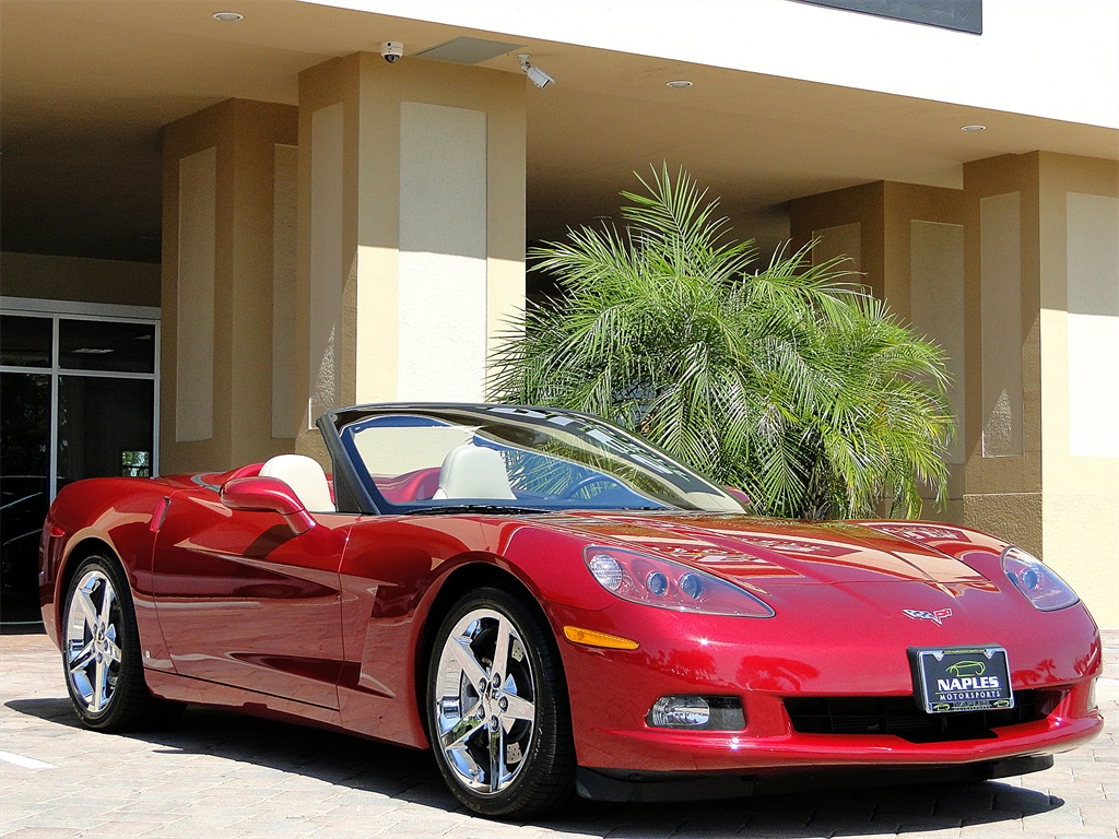 2008 Chevrolet Corvette - Photo 28 - Naples, FL 34104