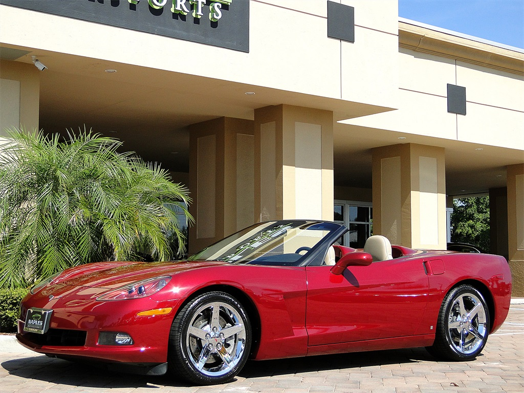 2008 Chevrolet Corvette - Photo 5 - Naples, FL 34104