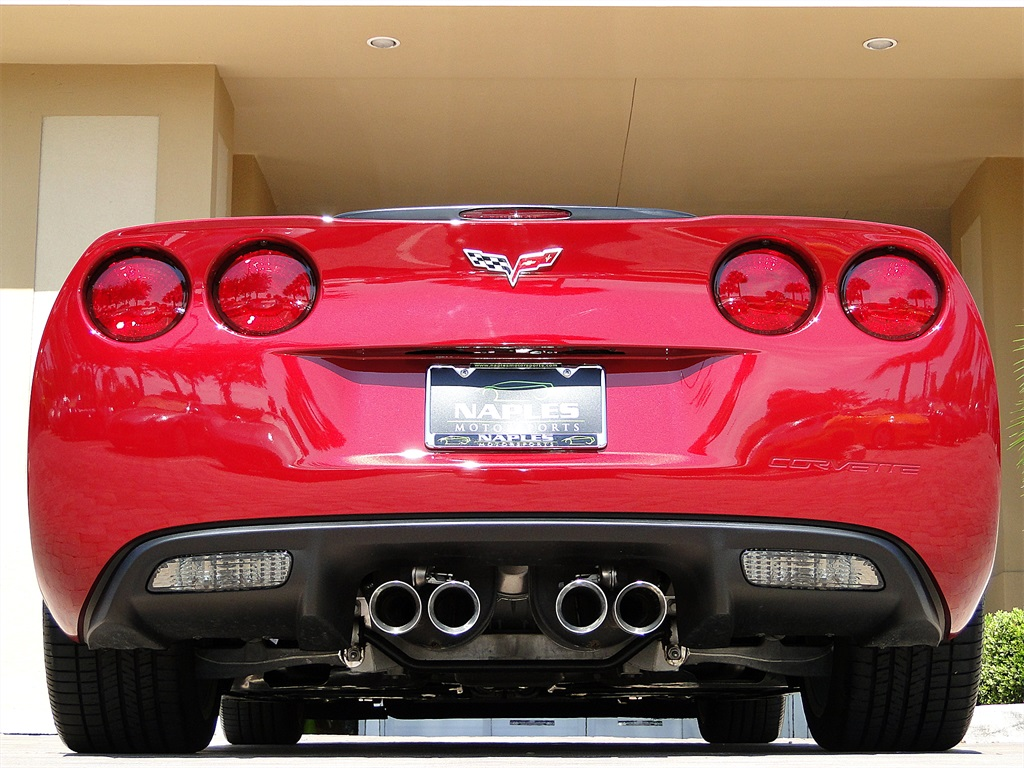 2008 Chevrolet Corvette - Photo 38 - Naples, FL 34104