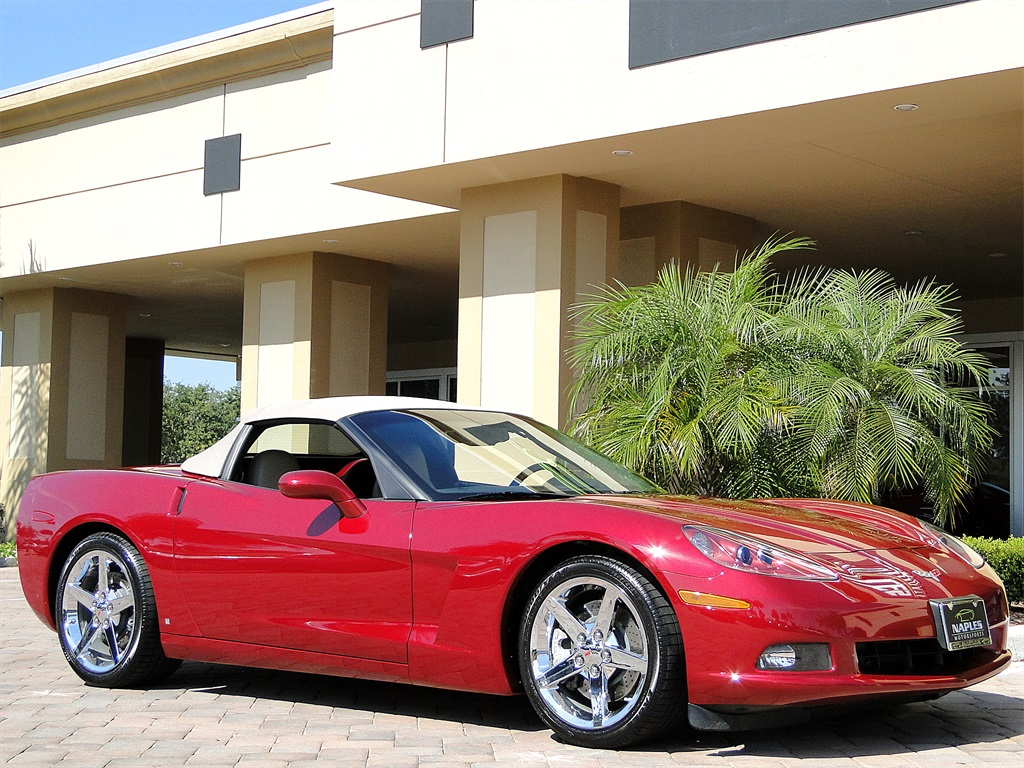 2008 Chevrolet Corvette - Photo 14 - Naples, FL 34104