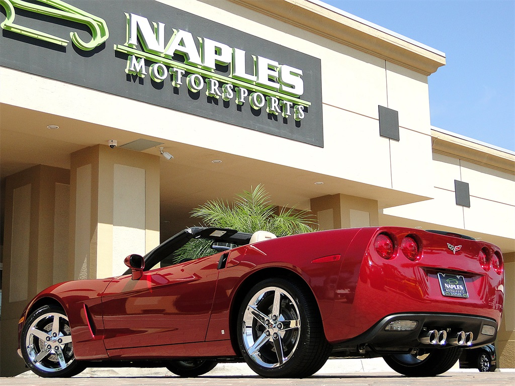 2008 Chevrolet Corvette - Photo 40 - Naples, FL 34104