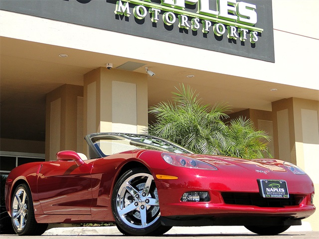 2008 Chevrolet Corvette - Photo 1 - Naples, FL 34104