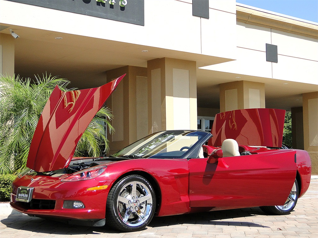2008 Chevrolet Corvette - Photo 24 - Naples, FL 34104