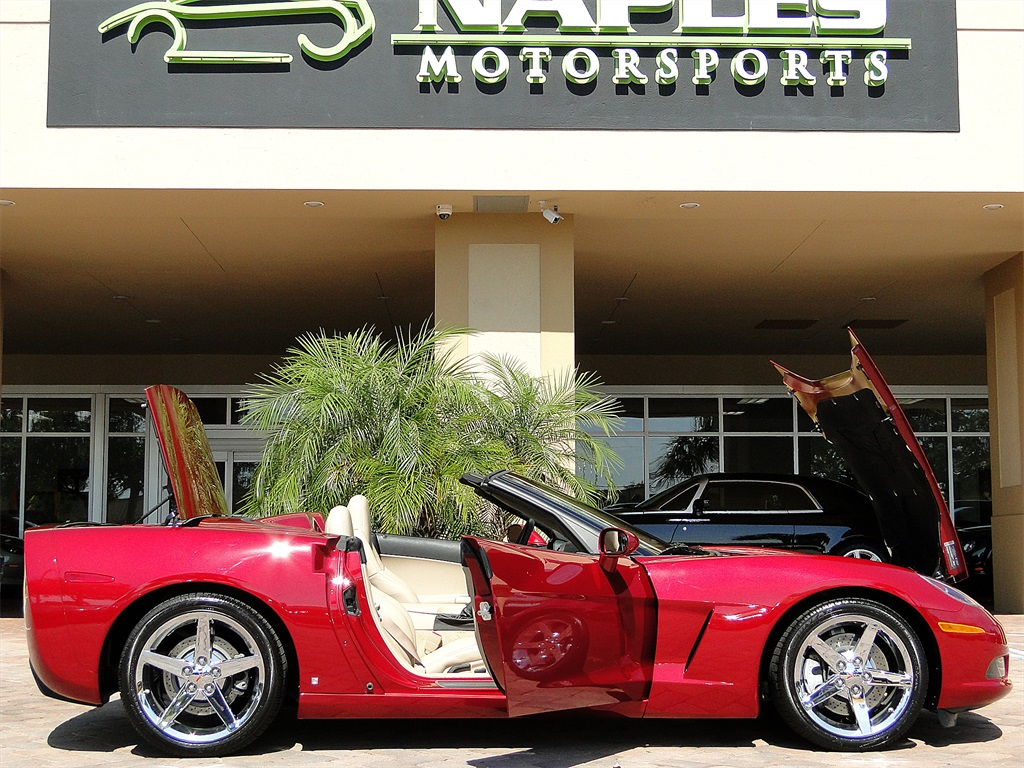 2008 Chevrolet Corvette - Photo 20 - Naples, FL 34104