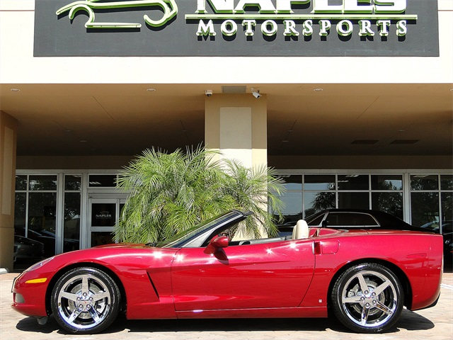 2008 Chevrolet Corvette - Photo 3 - Naples, FL 34104