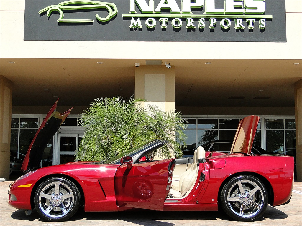 2008 Chevrolet Corvette - Photo 7 - Naples, FL 34104