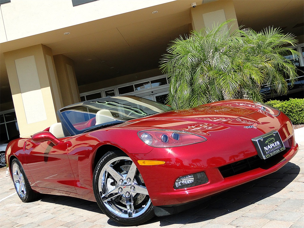 2008 Chevrolet Corvette - Photo 49 - Naples, FL 34104