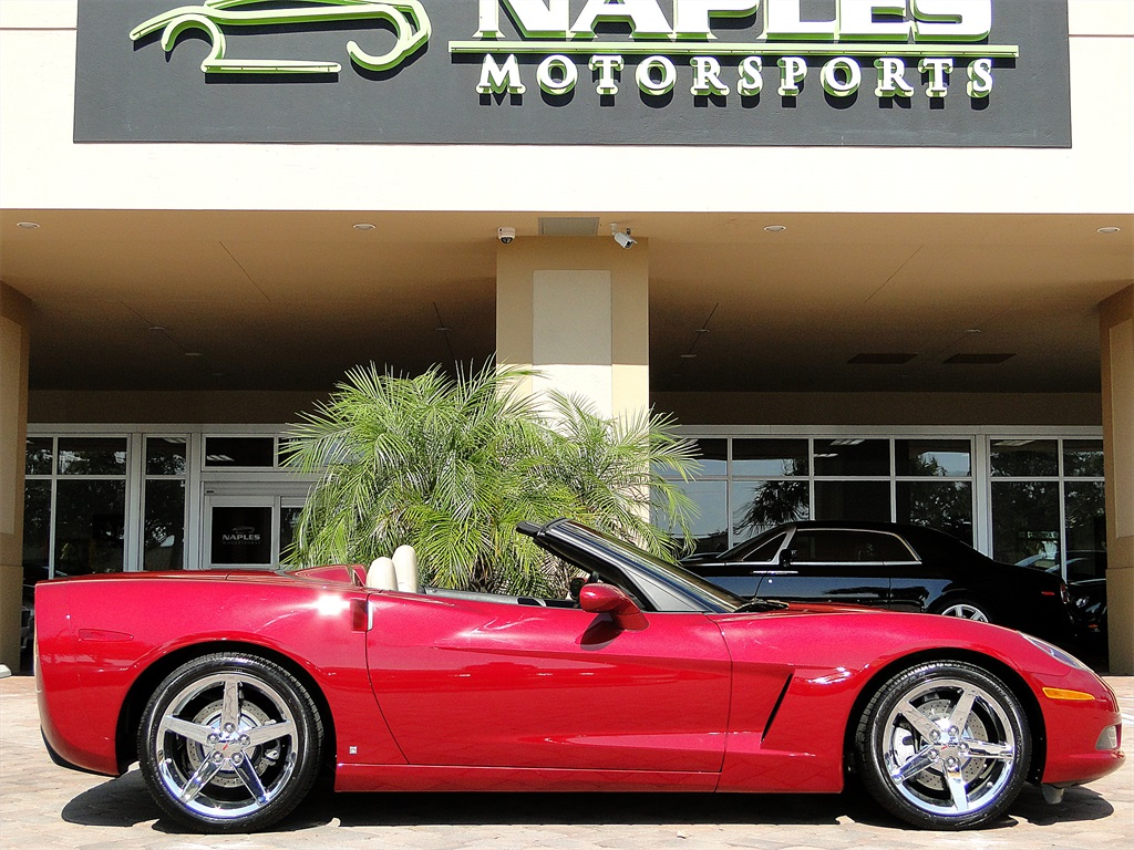 2008 Chevrolet Corvette - Photo 17 - Naples, FL 34104