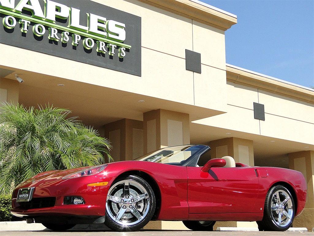 2008 Chevrolet Corvette - Photo 25 - Naples, FL 34104