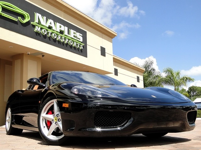 2003 Ferrari 360 Modena - Photo 5 - Naples, FL 34104