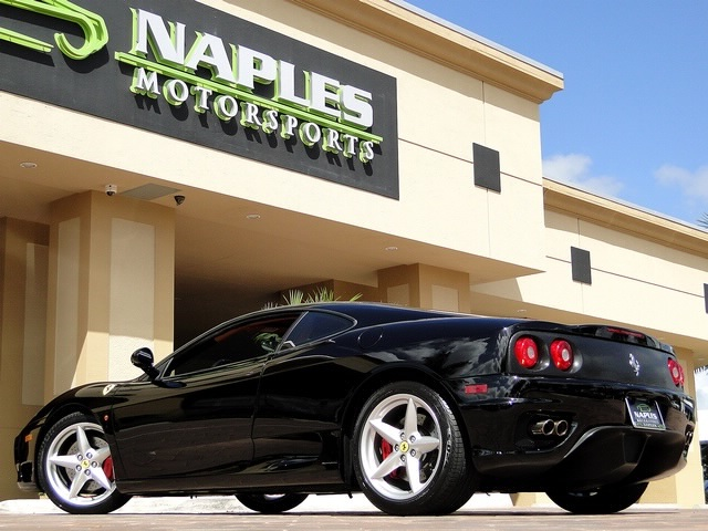 2003 Ferrari 360 Modena - Photo 50 - Naples, FL 34104