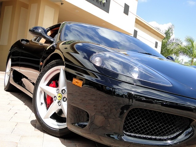 2003 Ferrari 360 Modena - Photo 17 - Naples, FL 34104