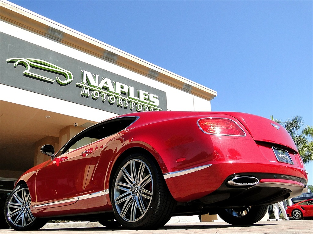 2013 Bentley Continental GT Speed - Photo 32 - Naples, FL 34104