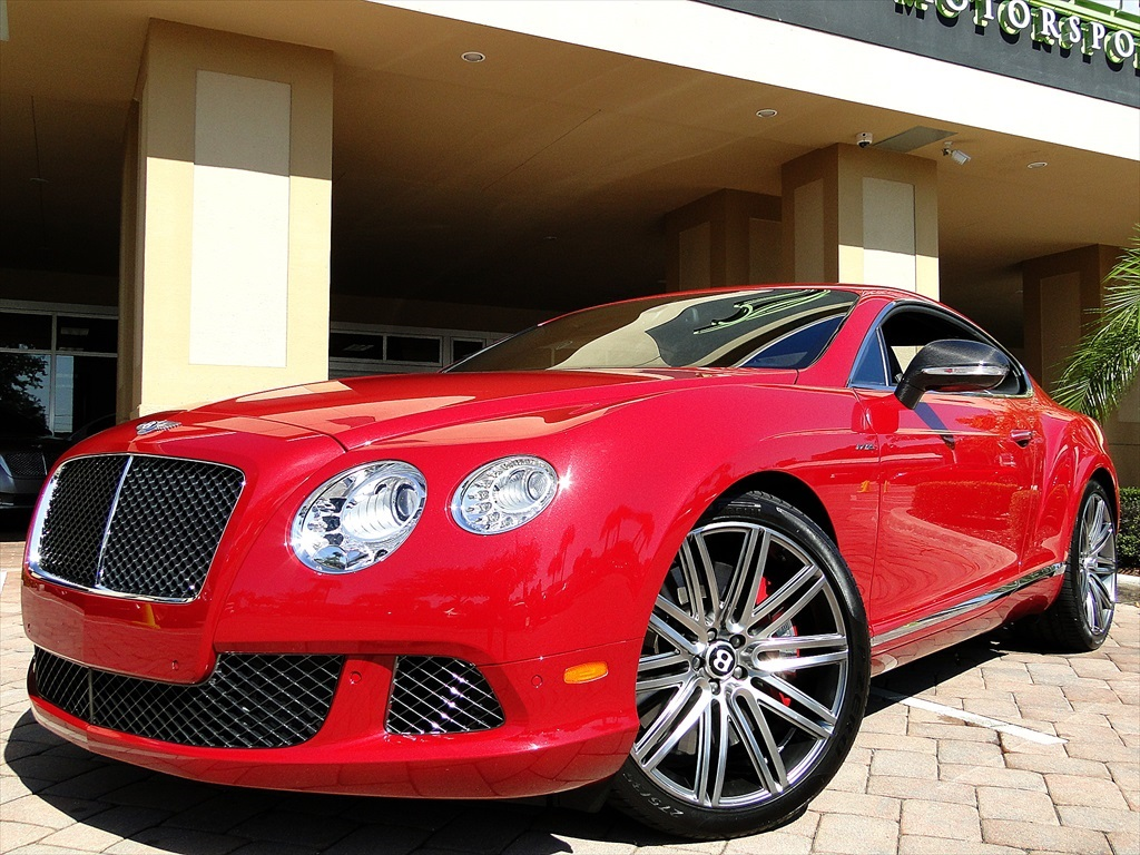 2013 Bentley Continental GT Speed - Photo 38 - Naples, FL 34104