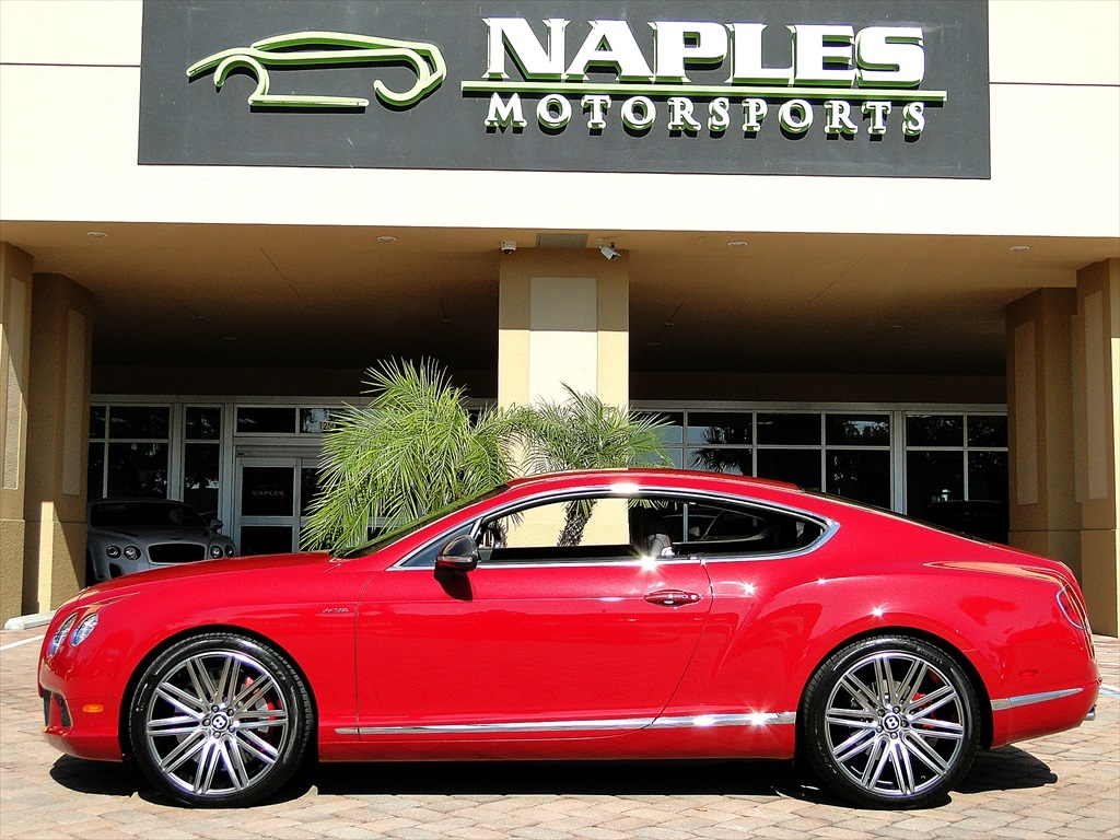2013 Bentley Continental GT Speed - Photo 11 - Naples, FL 34104