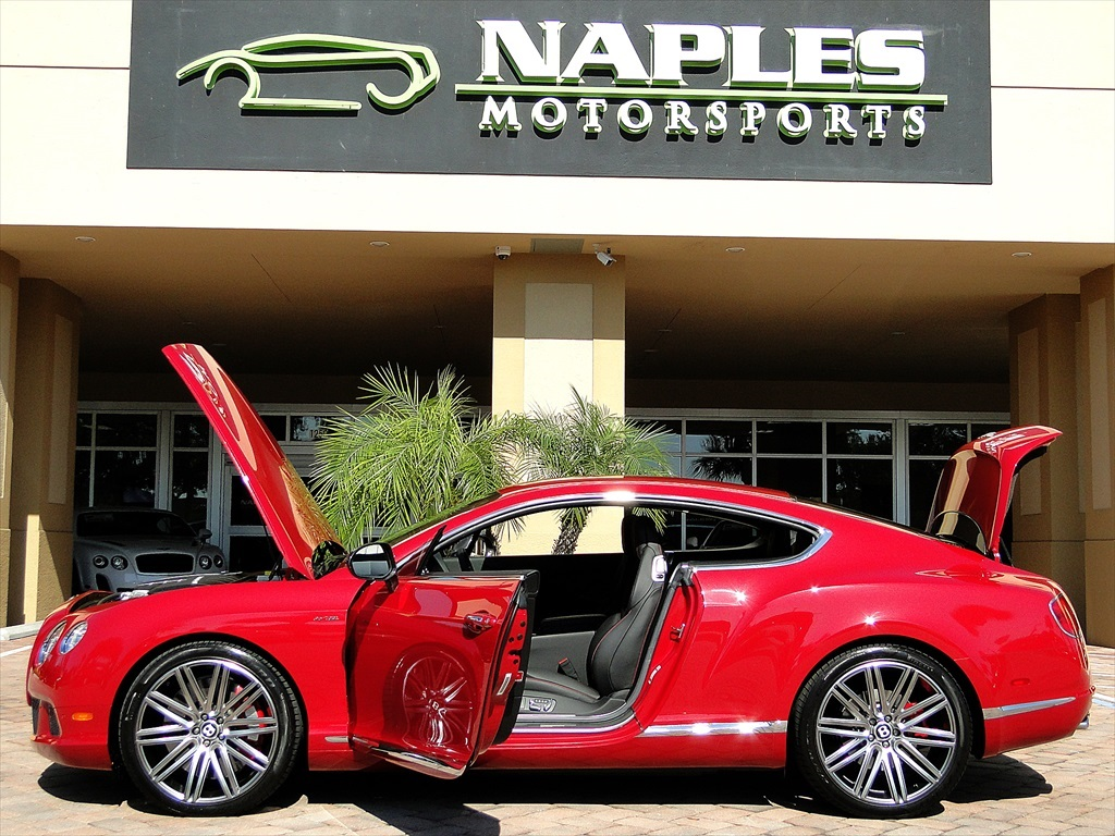 2013 Bentley Continental GT Speed - Photo 57 - Naples, FL 34104