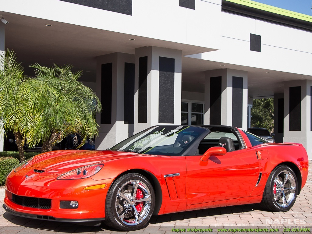 2013 Chevrolet Corvette Z16 Grand Sport - Photo 9 - Naples, FL 34104