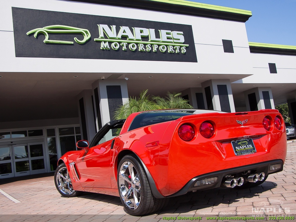 2013 Chevrolet Corvette Z16 Grand Sport - Photo 43 - Naples, FL 34104