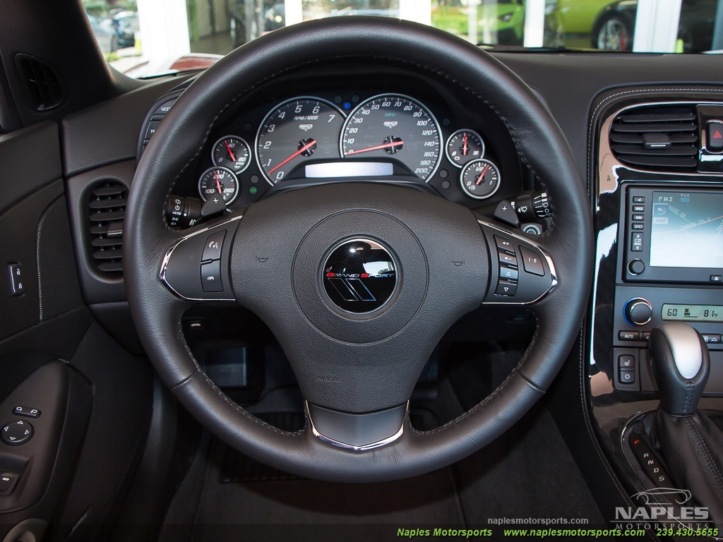 2013 Chevrolet Corvette Z16 Grand Sport - Photo 26 - Naples, FL 34104