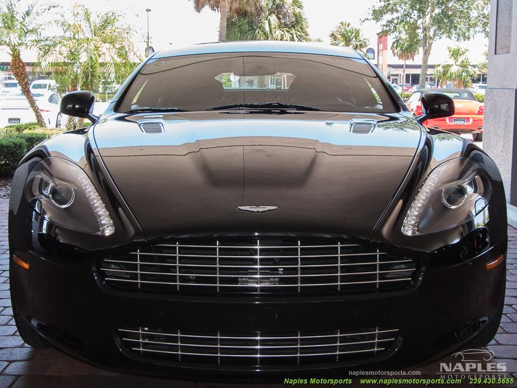 2011 Aston Martin Rapide - Photo 56 - Naples, FL 34104
