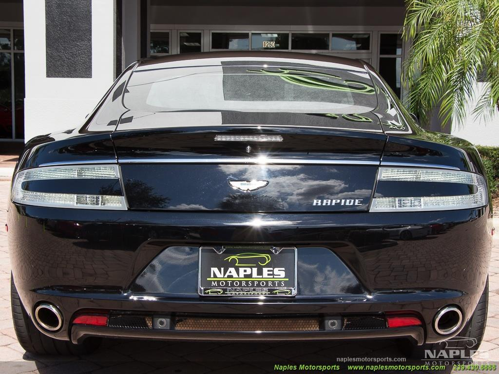 2011 Aston Martin Rapide - Photo 5 - Naples, FL 34104