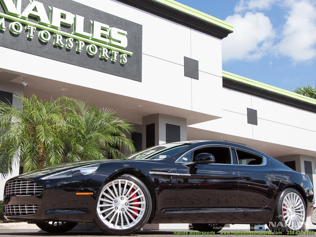 2011 Aston Martin Rapide - Photo 14 - Naples, FL 34104