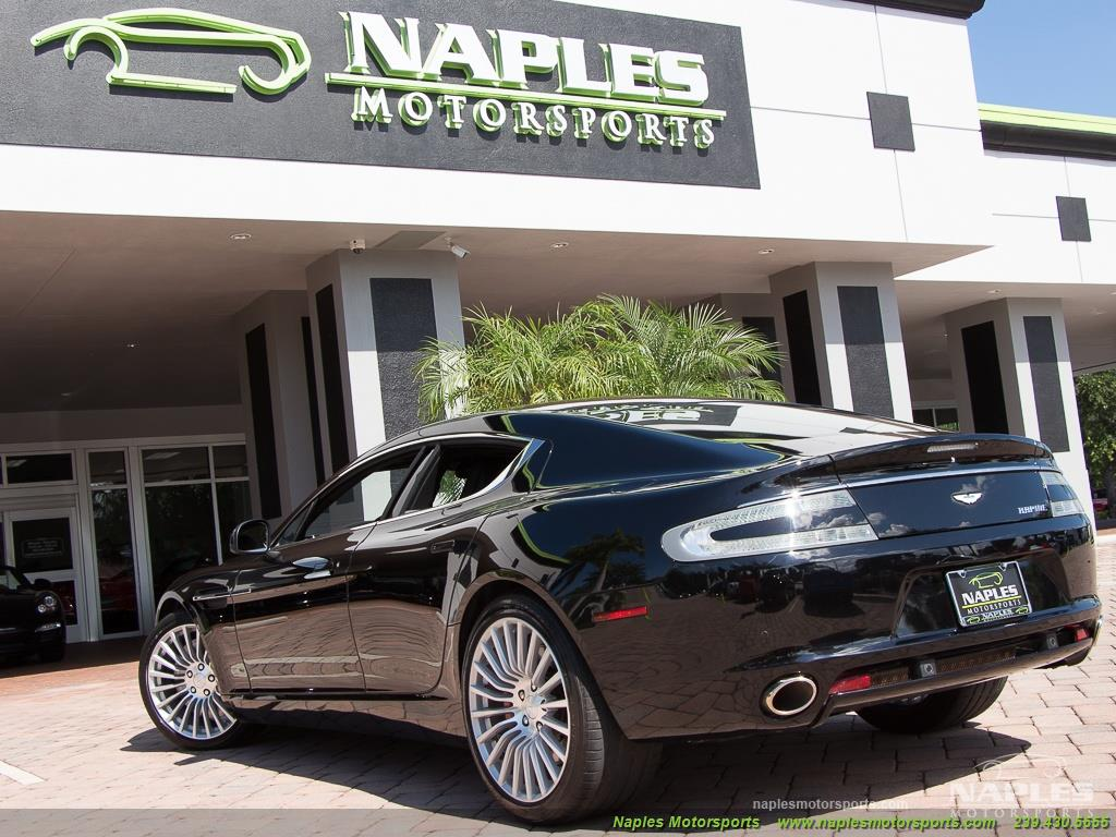 2011 Aston Martin Rapide - Photo 43 - Naples, FL 34104