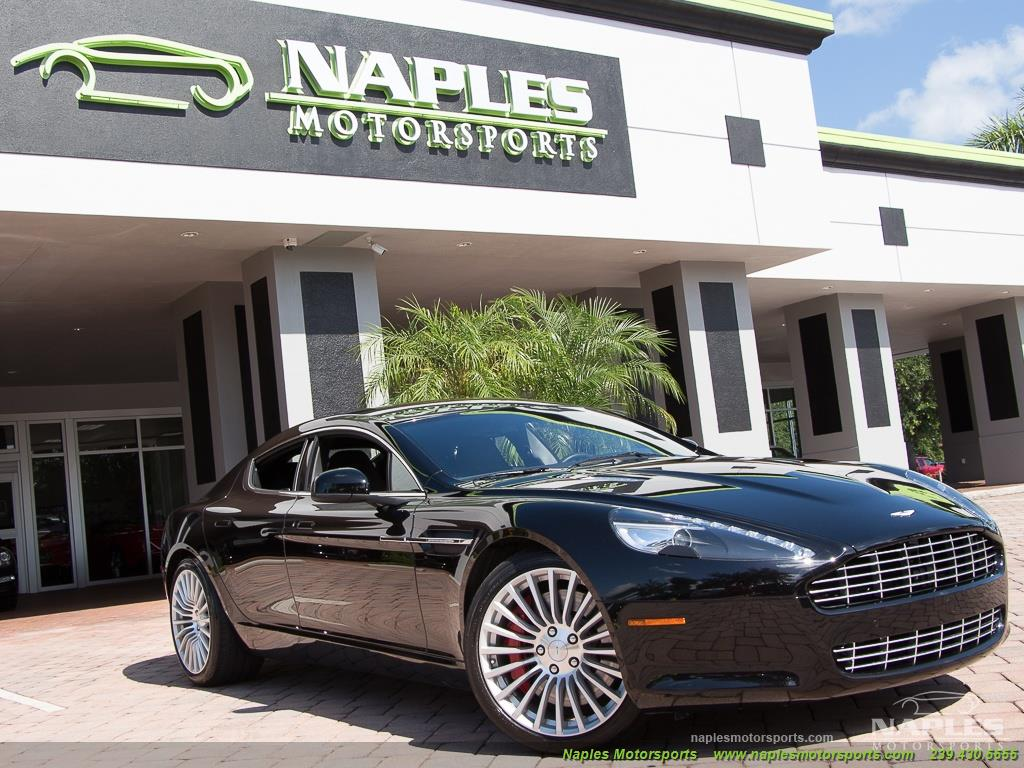2011 Aston Martin Rapide - Photo 38 - Naples, FL 34104