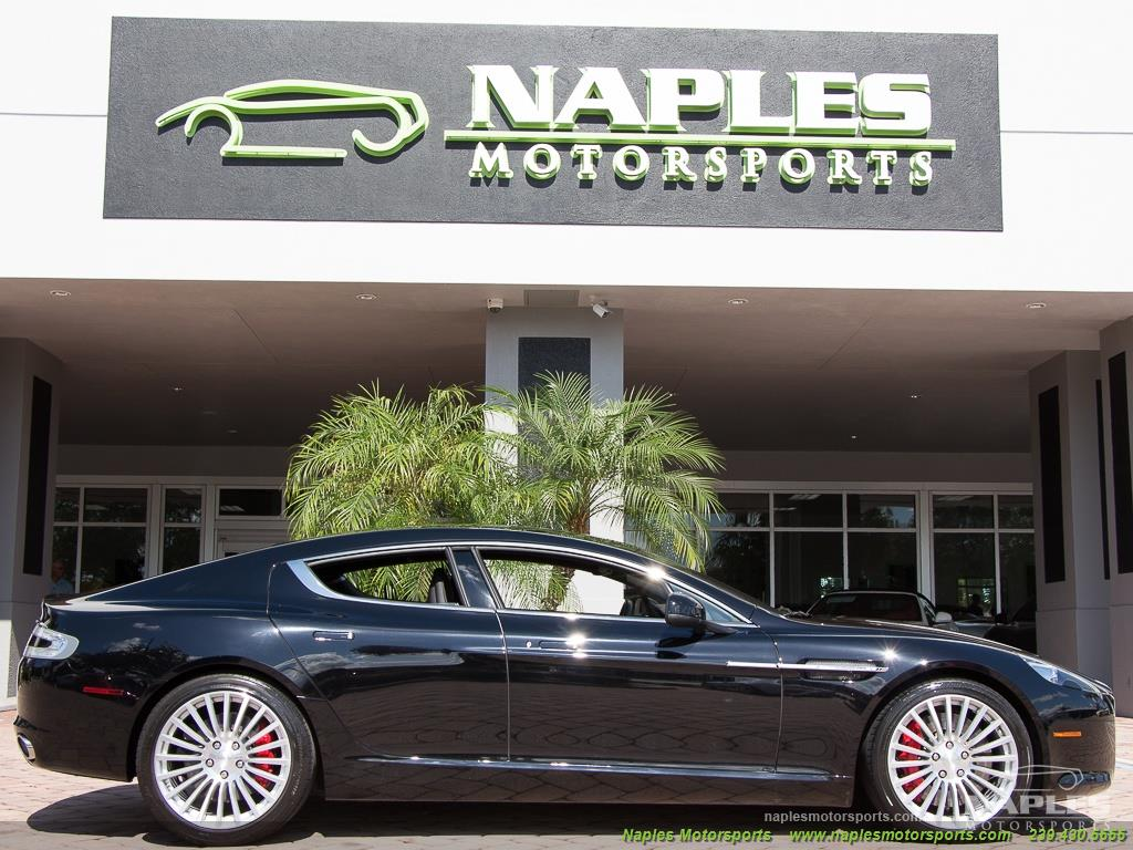 2011 Aston Martin Rapide - Photo 23 - Naples, FL 34104