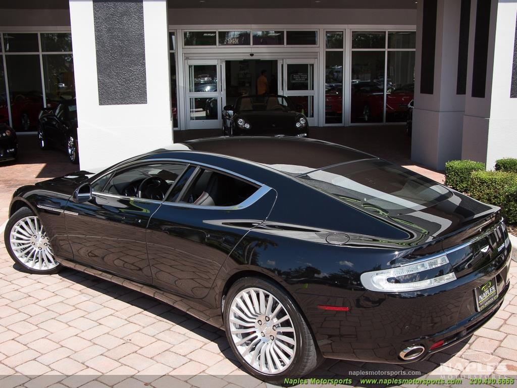 2011 Aston Martin Rapide - Photo 45 - Naples, FL 34104