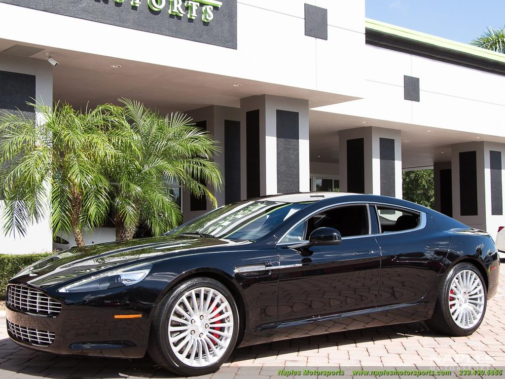 2011 Aston Martin Rapide - Photo 6 - Naples, FL 34104