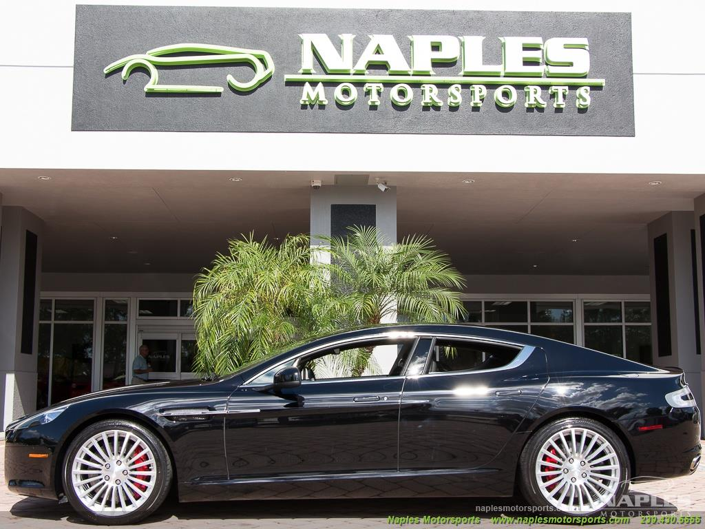 2011 Aston Martin Rapide - Photo 8 - Naples, FL 34104